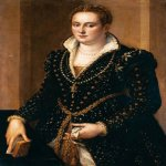 Alessandro Allori (1535-1607)  Portrait of a Noble Woman  Oil on canvas, 106 x 76 cm  Private collection 650*919  True Color  78 Kb