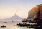 Alexey Petrovich Bogolyubov (16 March 1824 – 3 February 1896) Kind of Vesuvius from the village of Vico