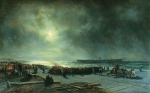 Alexey Petrovich Bogolyubov (16 March 1824 � 3 February 1896) The death of the frigate