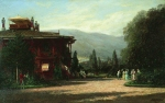 Alexey Petrovich Bogolyubov (16 March 1824 – 3 February 1896) Livadia Palace Oil on canvas Private Collection