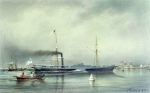 Alexey Petrovich Bogolyubov (16 March 1824 – 3 February 1896) Steamship