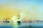 Alexey Petrovich Bogolyubov (16 March 1824 � 3 February 1896) Fight 44-gun frigate
