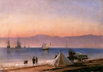 Alexey Petrovich Bogolyubov (16 March 1824 – 3 February 1896) Sinop. Turkey Oil on canvas, 1856