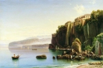 Alexey Petrovich Bogolyubov (16 March 1824 – 3 February 1896) Sorrento Oil on canvas, 1855 89 x 132 cm Astrakhan State Art Gallery of P.M. Dogadin, Russia