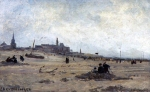 Alexey Petrovich Bogolyubov (16 March 1824 – 3 February 1896) Sheveningen Oil on canvas, 1885