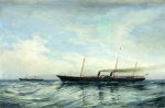 Alexey Petrovich Bogolyubov (16 March 1824 – 3 February 1896) Yacht