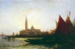 Alexey Petrovich Bogolyubov (16 March 1824 – 3 February 1896) Venice Oil on canvas 47 x 70.4 cm National Museum of Georgia