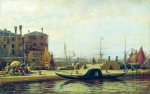 Alexey Petrovich Bogolyubov (16 March 1824 – 3 February 1896) Venice. 1856 Oil on canvas. 46 x 72 cm Dnepropetrovsk Art Museum, Ukraine