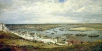 Alexey Petrovich Bogolyubov (16 March 1824 � 3 February 1896) Type of Nizhny Novgorod Sketch for the eponymous painting Oil on canvas 48.5 x 73 cm The State Russian Museum, St. Petersburg, Russia