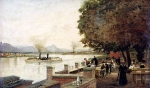 Alexey Petrovich Bogolyubov (16 March 1824 – 3 February 1896) Bonn. Rhine, Beginning of 1870