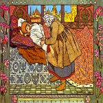 Ivan Yakovlevich Bilibin (1878—1942)  Illustration 1 for the book