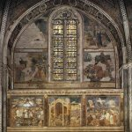 Giotto di Bondone (c. 1267 – January 8, 1337)  Frescoes in the second bay of the nave  Fresco, 1290s  Upper Church, San Francesco, Assisi, Italy