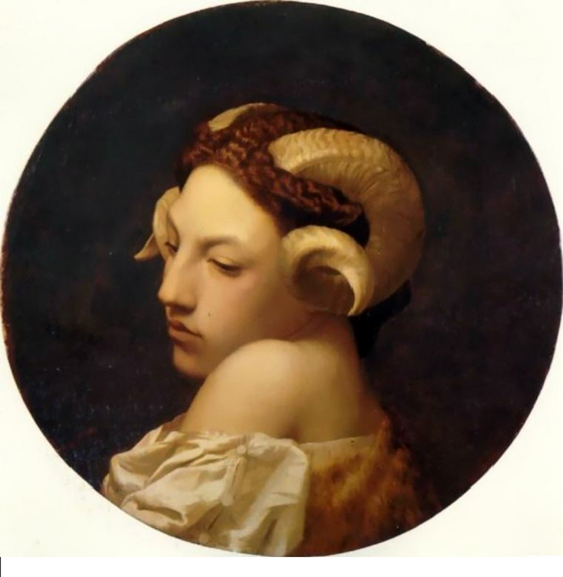 Exceptionnel The Bacchante - Gerome, Jean-Leon - Gallery - Web gallery of art NW96