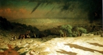 Jean-Leon Gerome (Jean Leon Gerome) (1824-1904) Consummatum est Jerusalem Oil on canvas, 1867 98 x 63.5 cm (3' 2.58