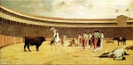 "Jean-Leon Gerome (Jean Leon Gerome) (1824-1904) The Picador Oil on canvas, 1866-1870 71 x 60.5 cm (27.95"" x 23.82\"") Private collection"