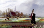 Jean-Leon Gerome (Jean Leon Gerome) (1824-1904) The Tulip Folly Oil on canvas, 1882 100 x 65.4 cm (3' 3.37