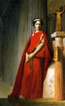 "Jean-Leon Gerome (Jean Leon Gerome) (1824-1904) Portrait of Richard Felix Oil On Canvas 26 x 17 cm (10.24"" x 6.69\"") Private collection"