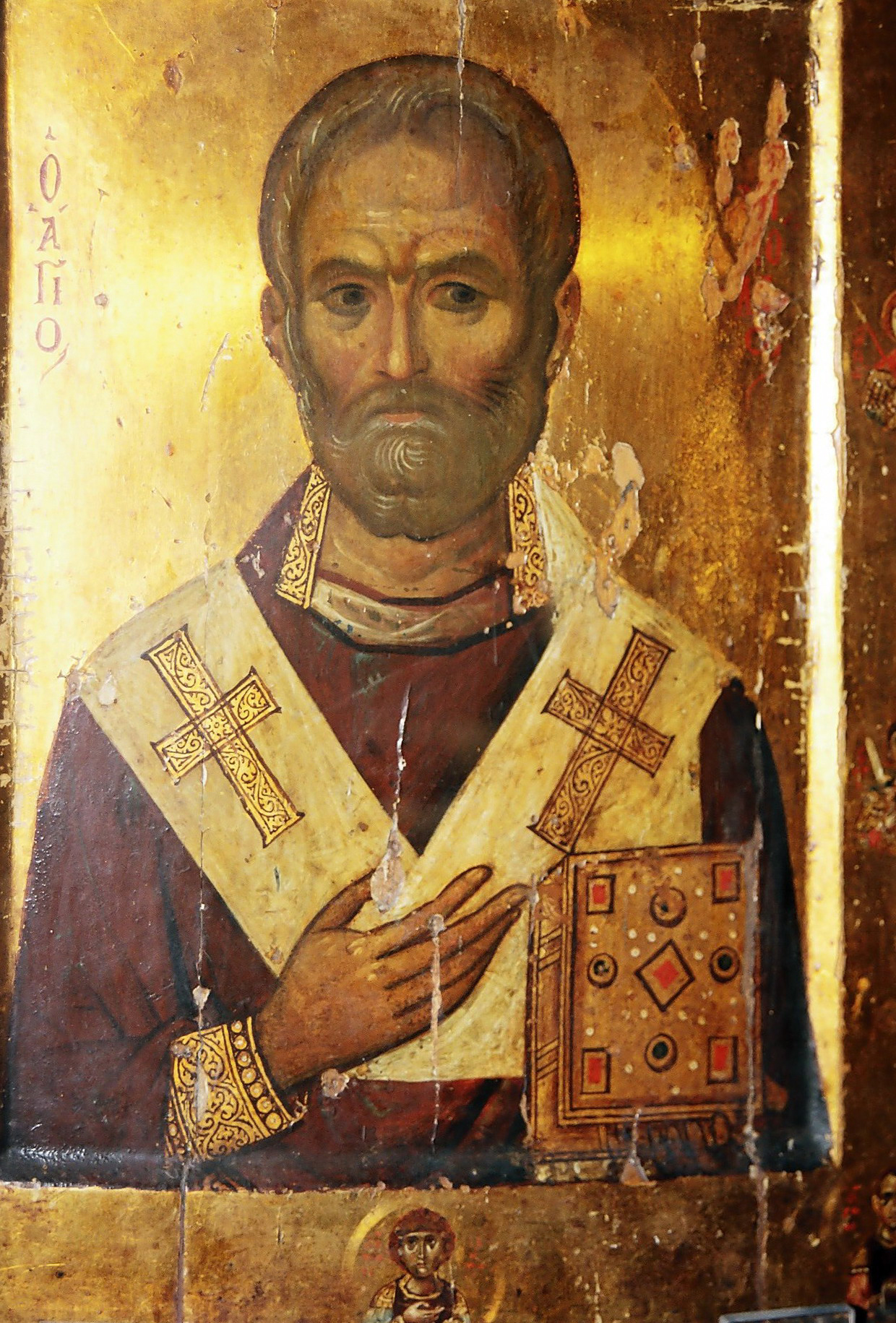 Exceptionnel Byzantine icons of Sinai - Icons - Gallery - Web gallery of art NW96