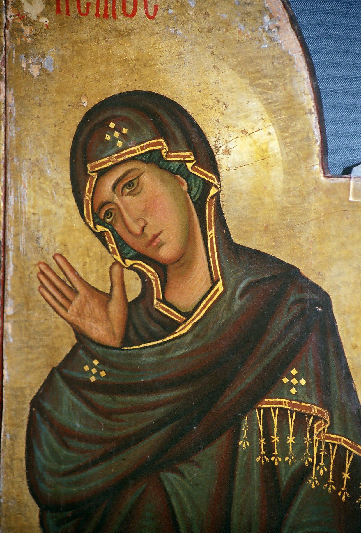 Populaire Byzantine icons of Sinai - Icons - Gallery - Web gallery of art CJ74