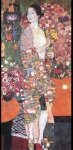 Gustav Klimt (July 14, 1862  February 6, 1918) The Dancer Oil on canvas, 1918