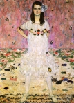 Gustav Klimt (July 14, 1862 � February 6, 1918) Mäda Primavesi Oil on canvas, 1912 149.9 × 110.5 cm (59 × 43.5 in) Metropolitan Museum of Art, Manhattan, New YorkGustav Klimt (July 14, 1862 � February 6, 1918) Mäda Prim