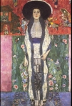 Gustav Klimt (July 14, 1862 – February 6, 1918) Portrait of Adele Bloch-Bauer II Oil on canvas, 1912
