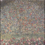Gustav Klimt (July 14, 1862 � February 6, 1918) Apple Tree I Oil on canvas, 1912
