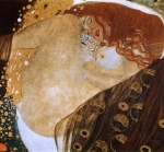 Gustav Klimt (July 14, 1862  February 6, 1918) Danae Oil on canvas, 1908 77 x 83 cm Private collection
