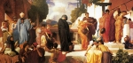 Lord Frederick Leighton (1830-1896) Captive Andromache Oil on canvas, c1888 406.5 x 197 cm (13' 4.04