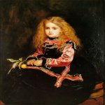 John Everett Millais (8 June 1829 – 13 August 1896)  A Souvenir of Velazquez  Oil on canvas, 1868  Private collection