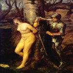 John Everett Millais (8 June 1829 – 13 August 1896)  The Knight Errant  Oil on canvas, 1870  136.3 x 184.2 cm  (4' 5.66