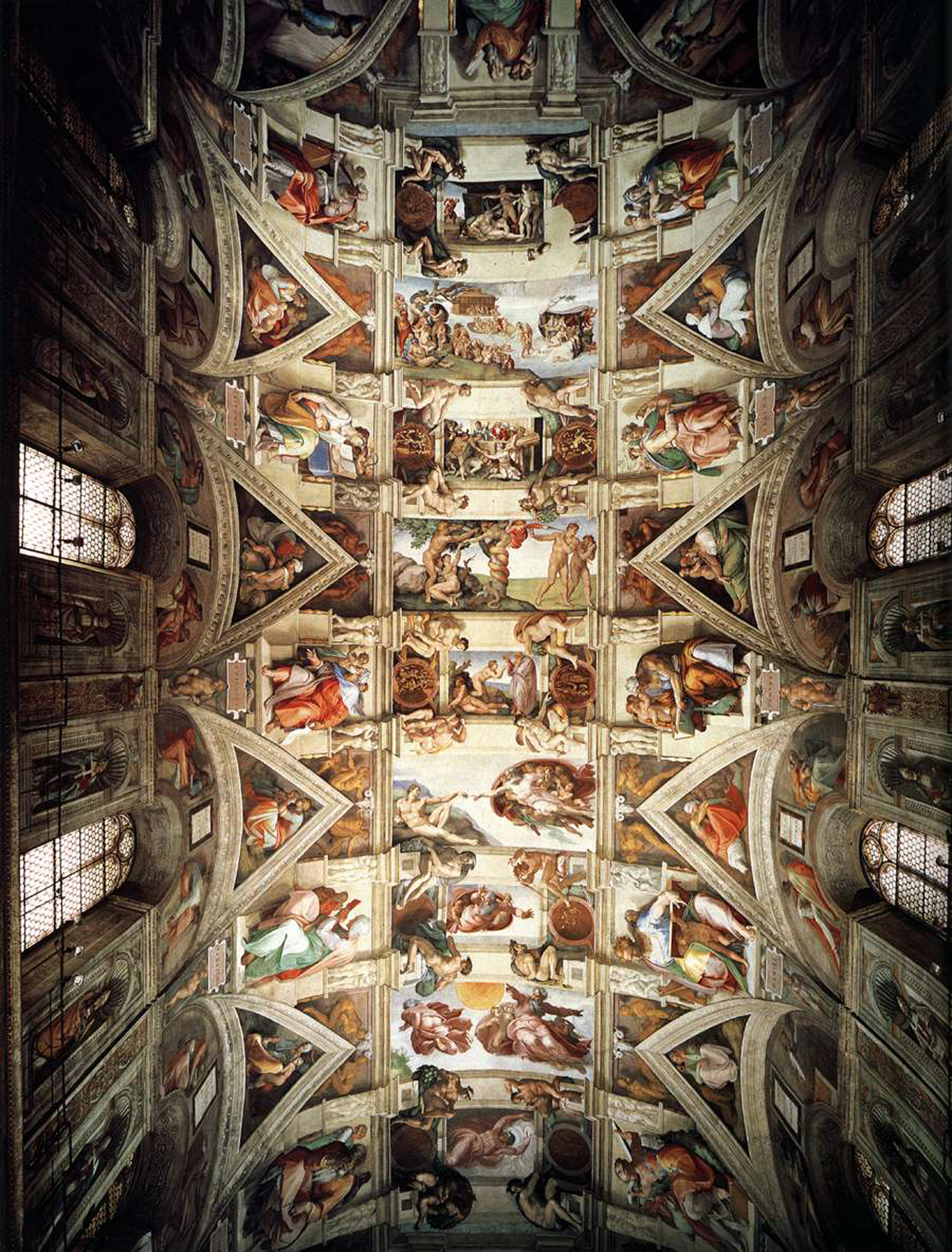 A look into life and artwork of michelangelo buonarroti