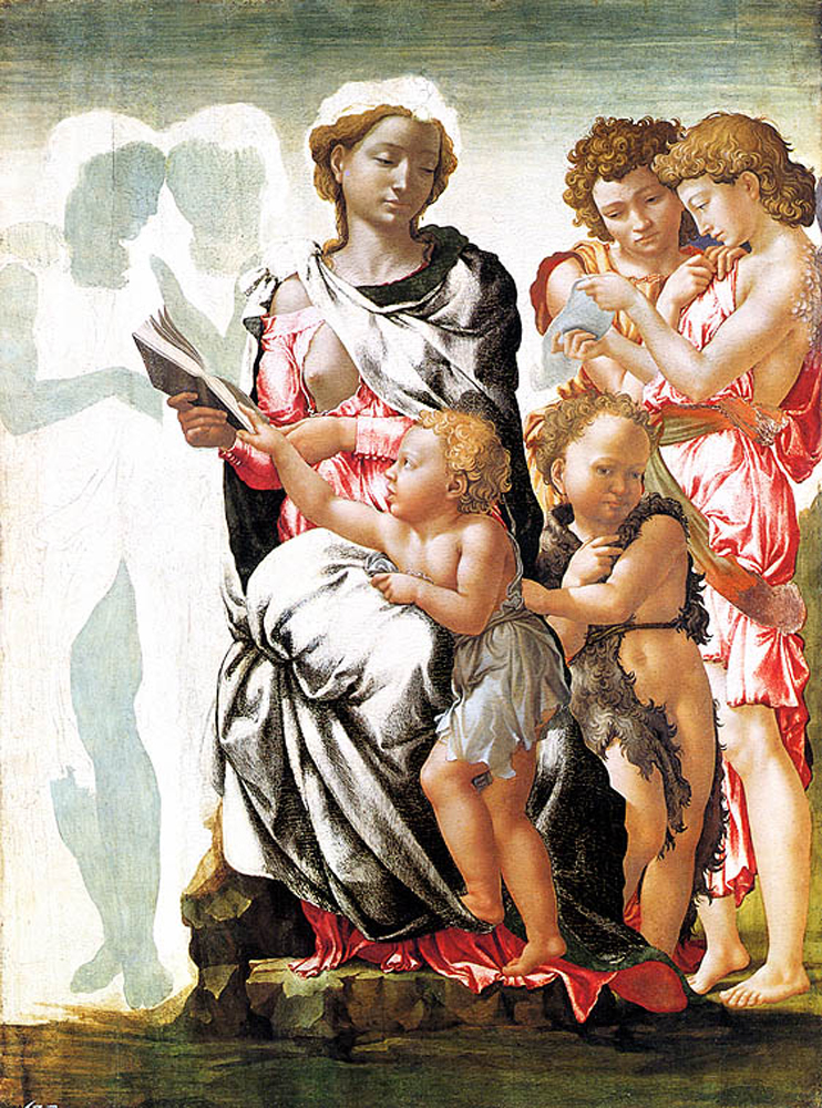 an introduction to the history of michelangelo and renaissance religion
