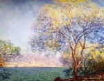 Claude Monet (1840–1926) Antibes in the Morning Oil on canvas, 	1888