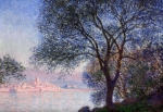 Claude Monet (1840–1926) Antibes Seen from the Salis Gardens Oil on canvas, 	1888