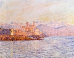 Claude Monet (1840–1926) Antibes Oil on canvas, 	1888