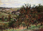 Claude Monet (1840–1926) Apple Trees near Vetheuil Oil on canvas, 1878