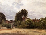 Claude Monet (1840–1926) Argenteuil, the Hospice Oil on canvas, 1872