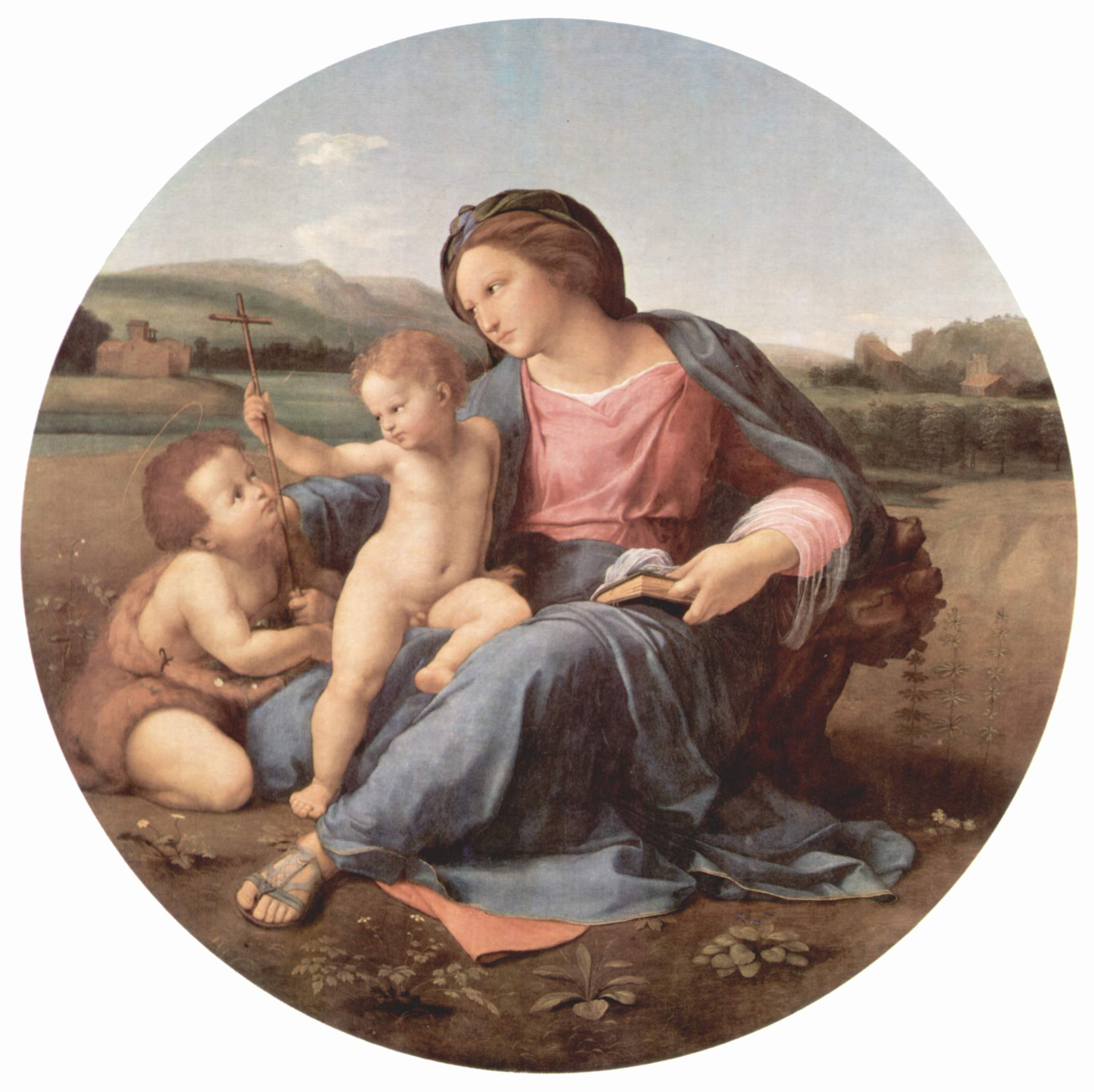 an introduction to the life and artwork of raphael an italian renaissance painter
