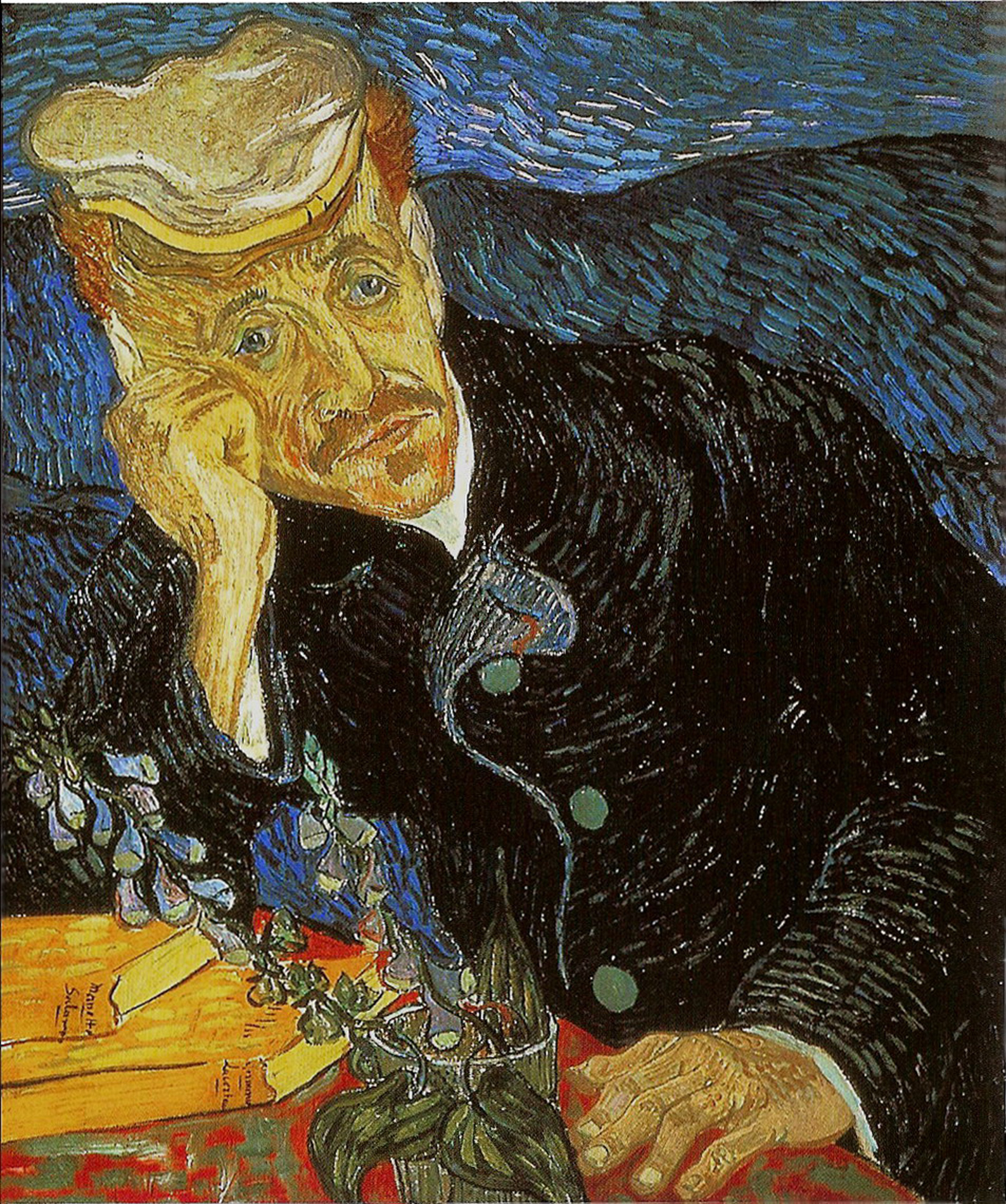 the problems suffered by vincent van gogh paul gaugin and jim morrison