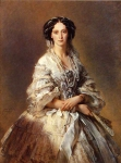 Franz Xavier Winterhalter (1805-1873) The Empress Maria Alexandrovna of Russia Oil on canvas, 1857 Private collection