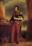 Franz Xavier Winterhalter (1805-1873) King Louis Philippe Oil on canvas, 1839 Private collection