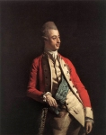 Johan Zoffany, Zoffani or Zauffelij (13 March 1733 – 11 November 1810) Prince Ernest Gottlob Albert of Mecklenburg-Strelitz Oil on canvas, 1772 Width: 100.3 cm (39.5 in). Height: 125.7 cm (49.5 in) Royal Collection, Windsor, England